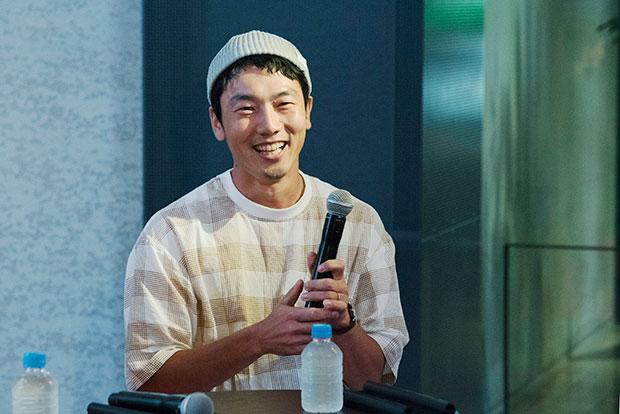 〈つるまき農園〉園長の鶴巻耕介さんは、東京都品川区出身の都会っ子。高校を卒業後、関西の大学へ進学しました。