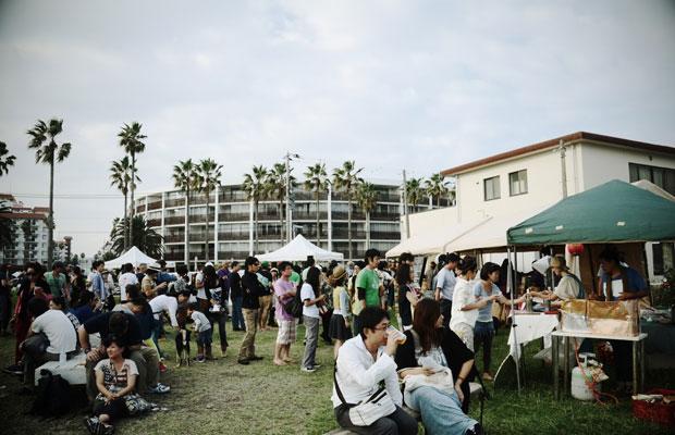 2013年に開催されたヨロッコビール1周年記念イベントの様子。(Photo:Masashi Noda)