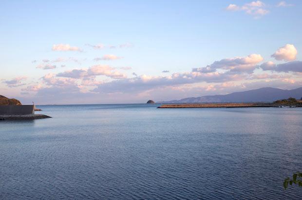 瀬戸内海の風景