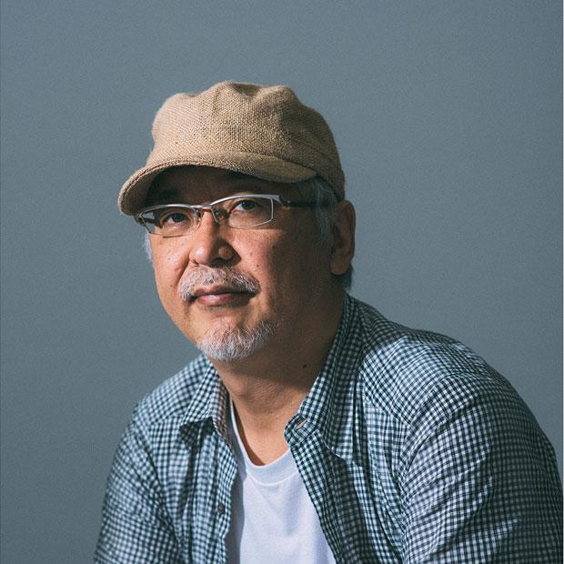 〈アーツ千代田3331〉デザインディレタクー、アートディレクターの佐藤直樹さん。
