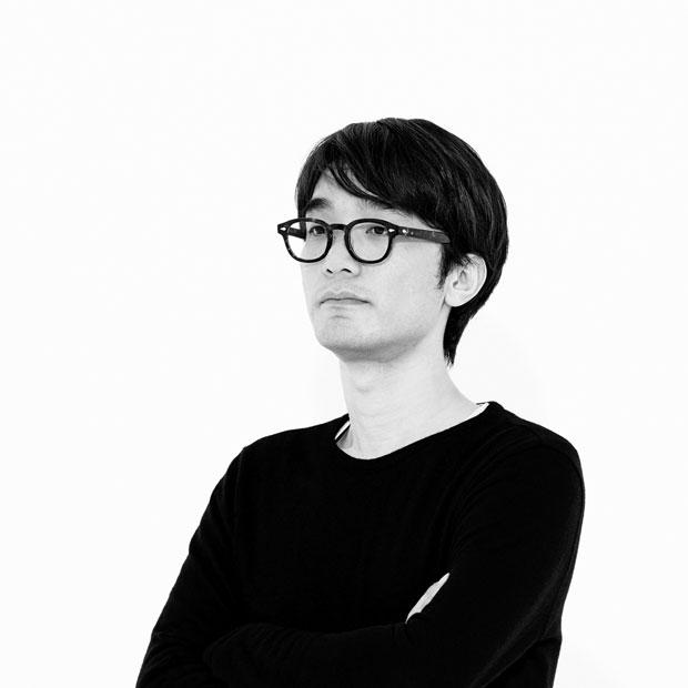 『廃校再生ストーリーズ』の企画構成とデザインを手がけるアートディレクター菊地敦己さん。