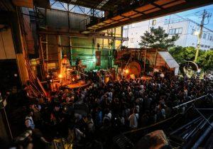 職人が息づく「現役 産業遺産」を未来に。大盛り上がりの〈鉄工島 FES …