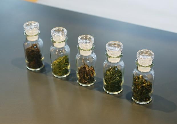 ティースタンド〈サ行〉の世界の茶葉各種