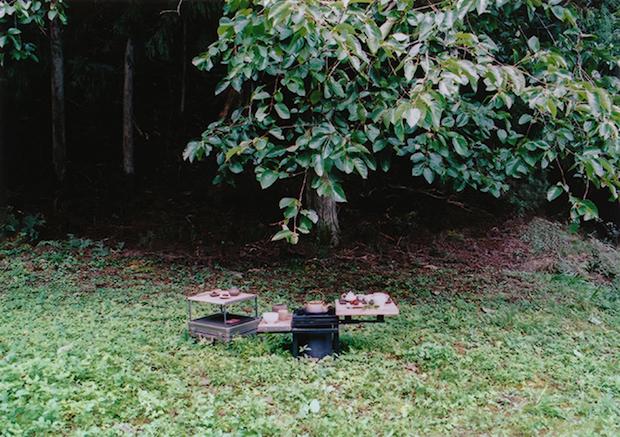 『茶車とその後のかたちと茶の道具たち』展