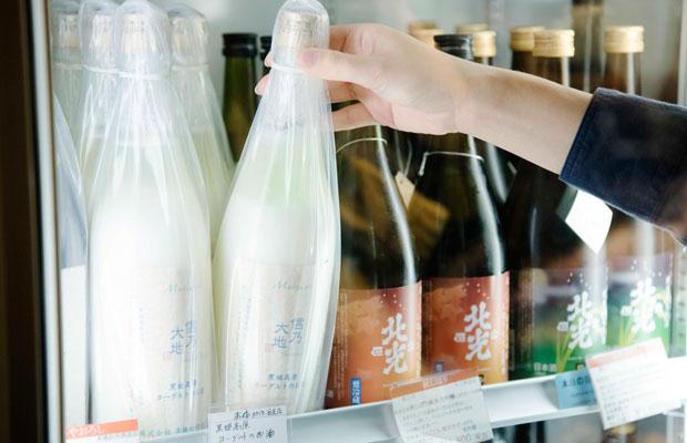 銀座NAGANOにはほかにもさまざまなお酒が揃います。