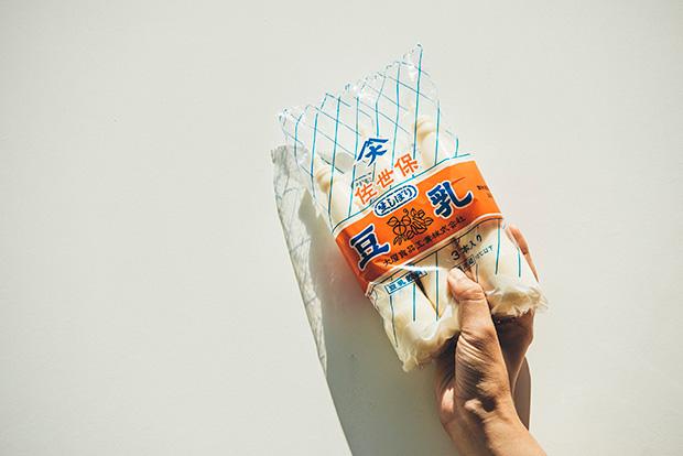 佐世保で「豆乳」といえばコレ! レトロかわいいパッケージも◎。