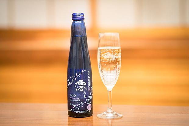 松竹梅白壁蔵〈澪〉(みお)スパークリング清酒