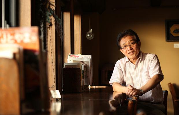 元滑川市副市長で、NPO法人のメンバーである久保眞人さん。