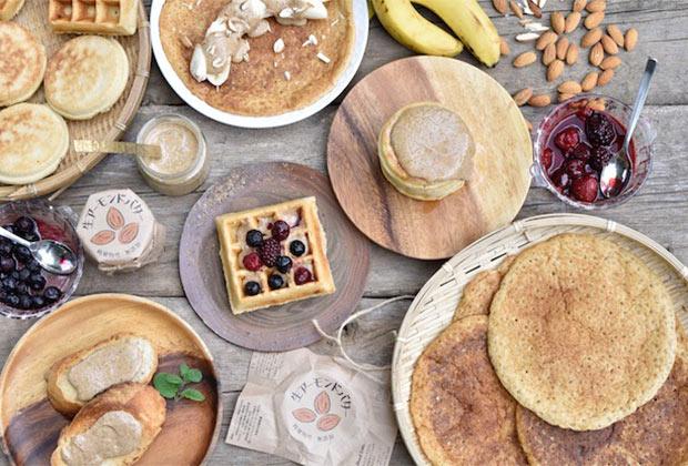 パンケーキ、ガレット、ワッフルに合わせるなど、アレンジ自在。