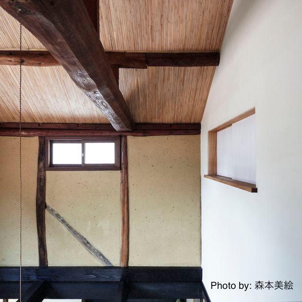 2階の寝室が完成した際の写真