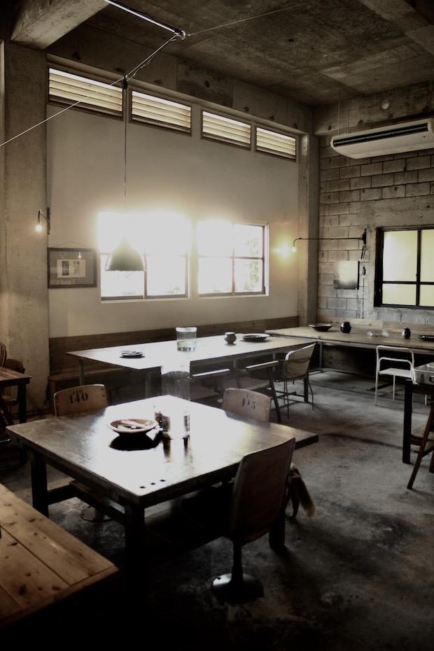 カフェ〈波羅密(PARAMITA)〉