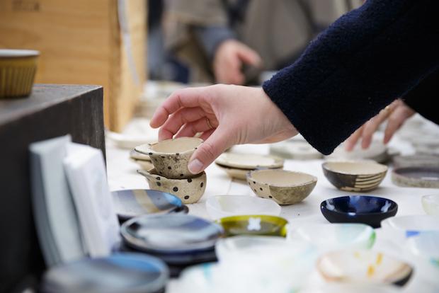 関西豆皿市