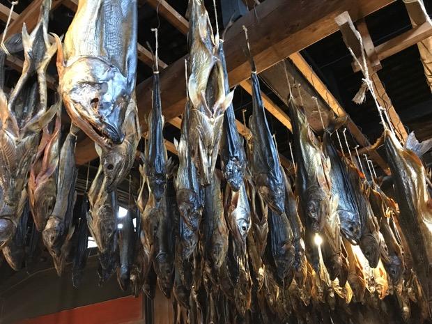 村上の塩引鮭