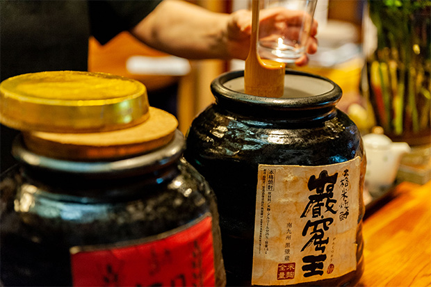 巌窟王の瓶