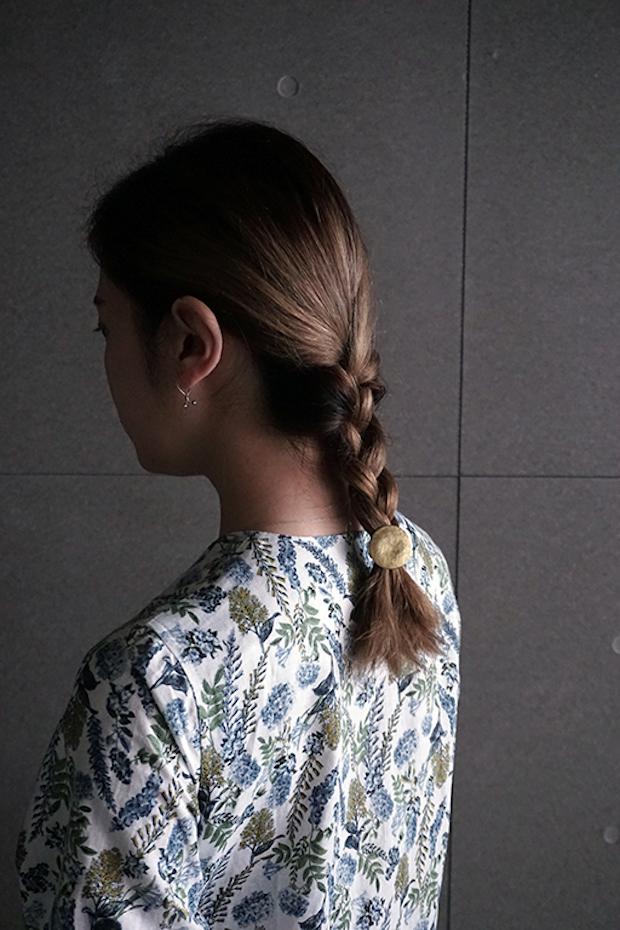 atelier coinの髪留め