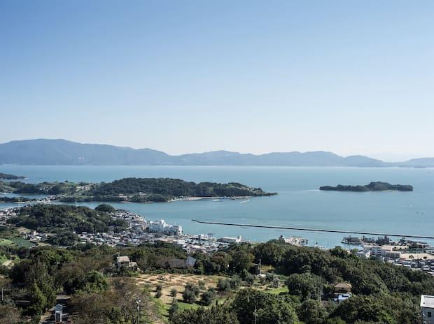 穏やかな瀬戸内海に抱かれる岡山県の瀬戸内市。