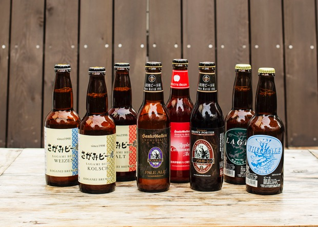 「サンクトガーレン」「厚木ビール」「小金井酒造」など町田・相模原エリアのクラフトビール