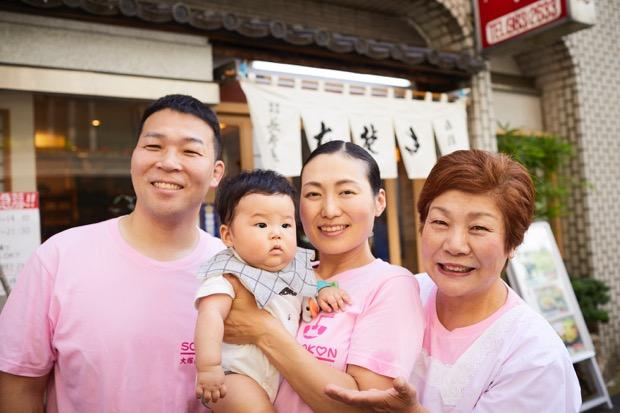 2015年のそばこんで出会った山田さんご夫妻