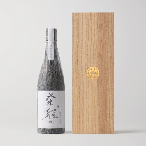 栄雅 純米大吟醸 30,000円(税別)
