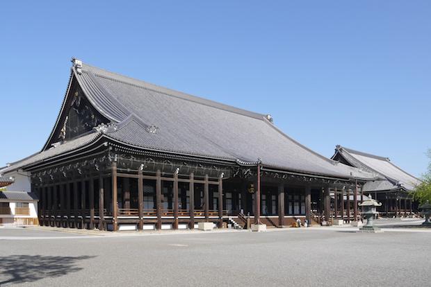 西本願寺・御影堂
