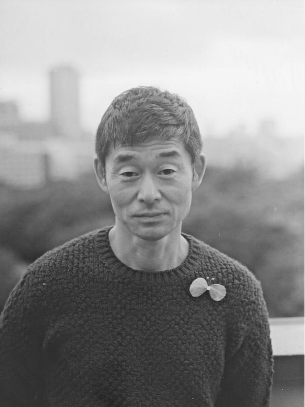 〈minä perhonen〉代表、デザイナー、皆川明さん。Photo:takashi okano
