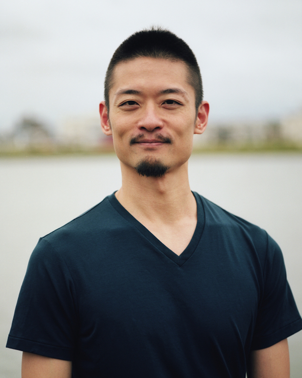 ダンサー・振付家、島地保武さん。Photo:ryu endo