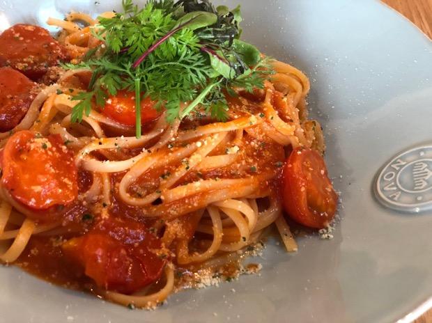 トマト農家がつくるトマトパスタ
