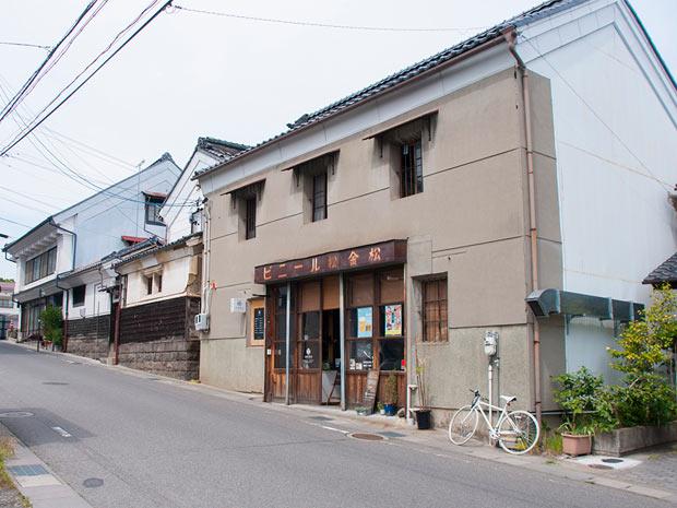 長野市東町にある〈KANEMATSU〉