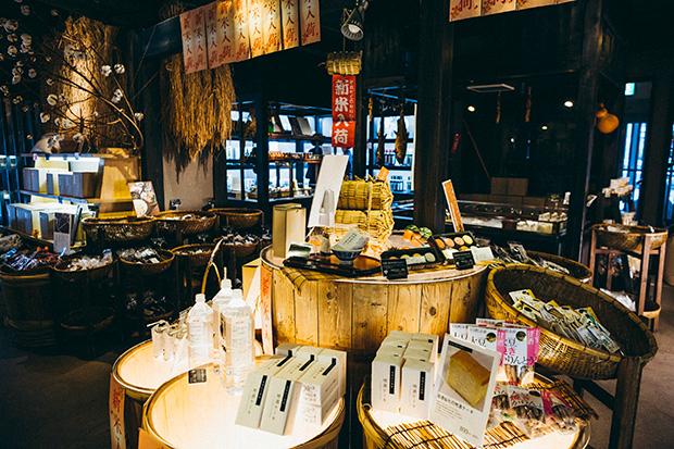 新潟の「んまい(うまい)」ものを集めた〈んまや〉。ネットショップも展開しています。http://nmaya.net/