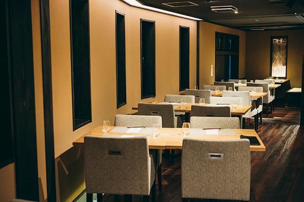 〈むらんごっつぉ〉は全55席。個室あり、貸切も可能。また、〈むらんごっつぉ〉の系列店として、越後湯沢駅内には旬の魚沼地方の食材を使ったイタリアンレストラン〈ムランゴッツォカフェ〉(http://murangozzo.com/cafe/)があります。