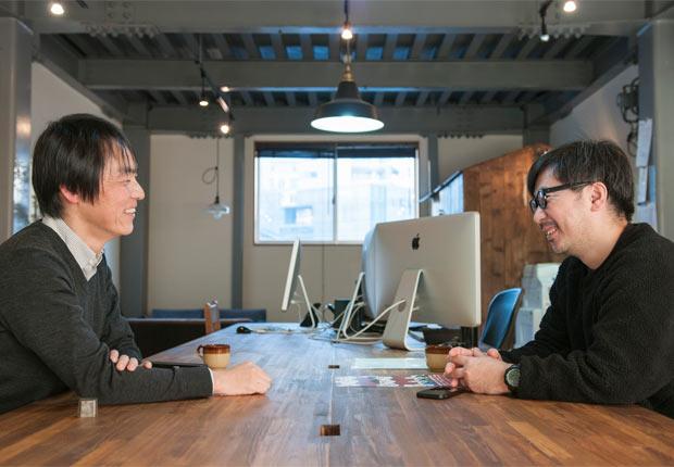建築家・宮本圭さんとデザイナー・太田伸幸さん