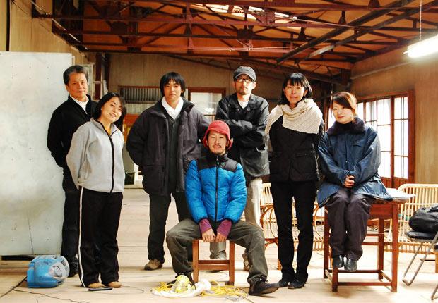 KANEMATSUを始動させた7人