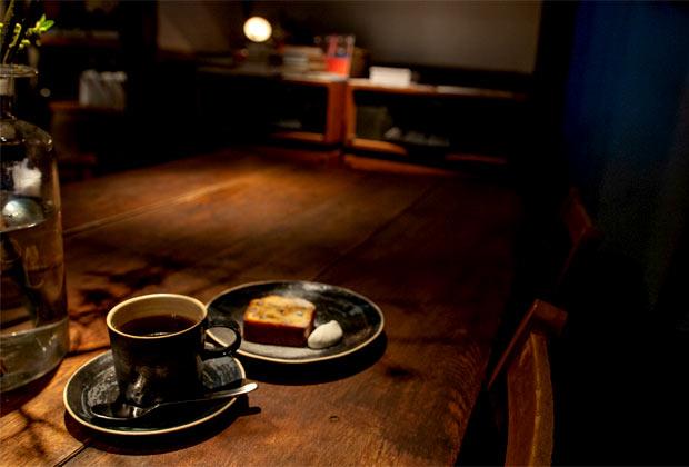 〈平野珈琲〉のコーヒー