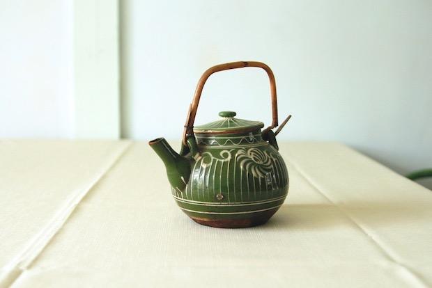 〈ミンゲイサイコウ〉信楽青竹土瓶