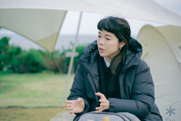 山井梨沙さん