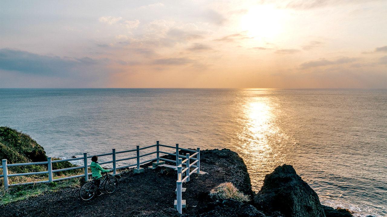 東京から一番近い島「大島」を味わい尽くす5つのスポット
