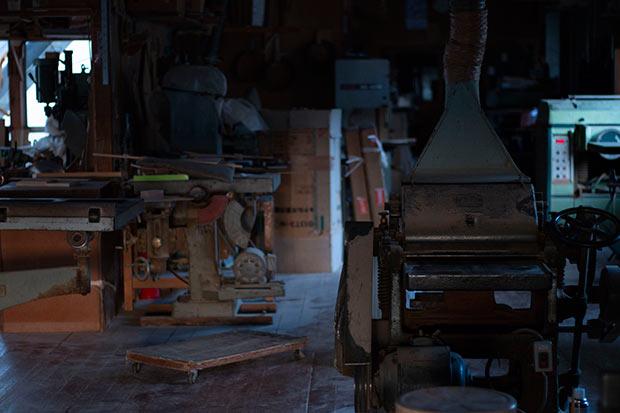〈輪島キリモト〉石川県輪島にて、200年以上も木と漆の仕事に携わってきた老舗。 Photo:Kohei Kirimoto