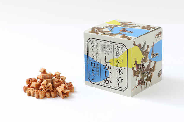 夏季限定で販売される〈塩レモン〉。税別600円。