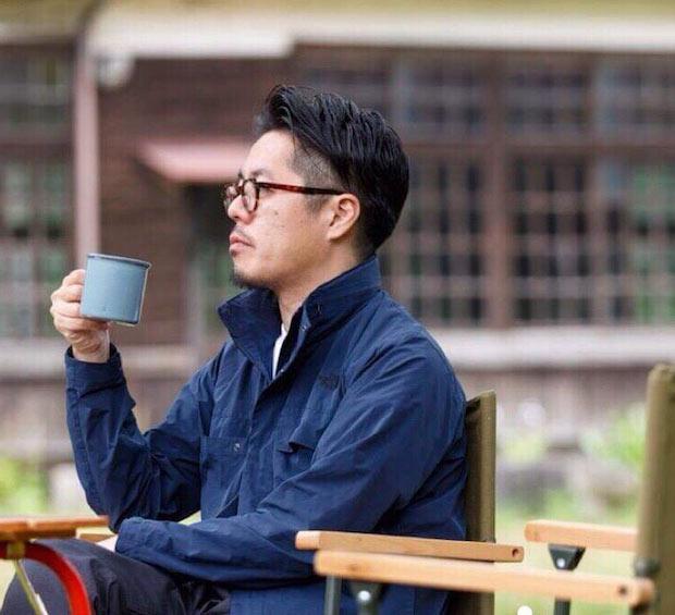 〈BAGN〉代表・〈一般社団法人リバーバンク〉代表理事の坂口修一郎さん。