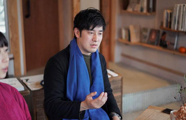 トミトアーキテクチャの伊藤孝仁さん。