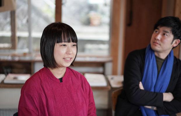 トミトアーキテクチャの冨永美保さん。