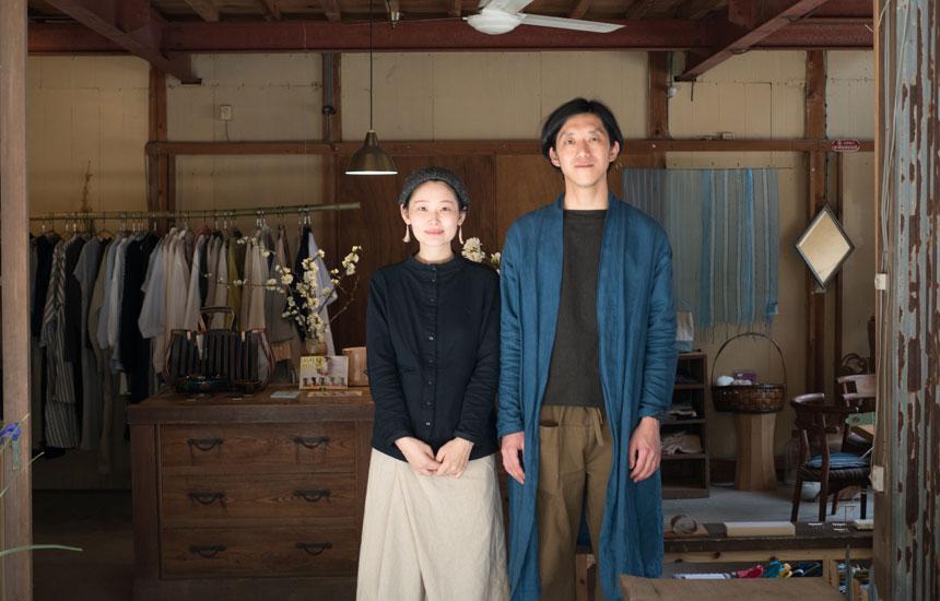 小豆島の素麺工場を改修した ギャラリーショップ〈うすけはれ〉