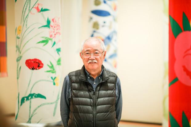 〈石本藤雄展  -マリメッコの花から陶の実へ-〉  マリメッコ・デザインを手がけた  石本藤雄さんの陶の世界