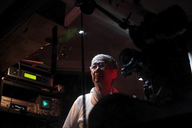 映画祭の立役者である3名のトークイベントを開催。©星空の映画祭実行委員会