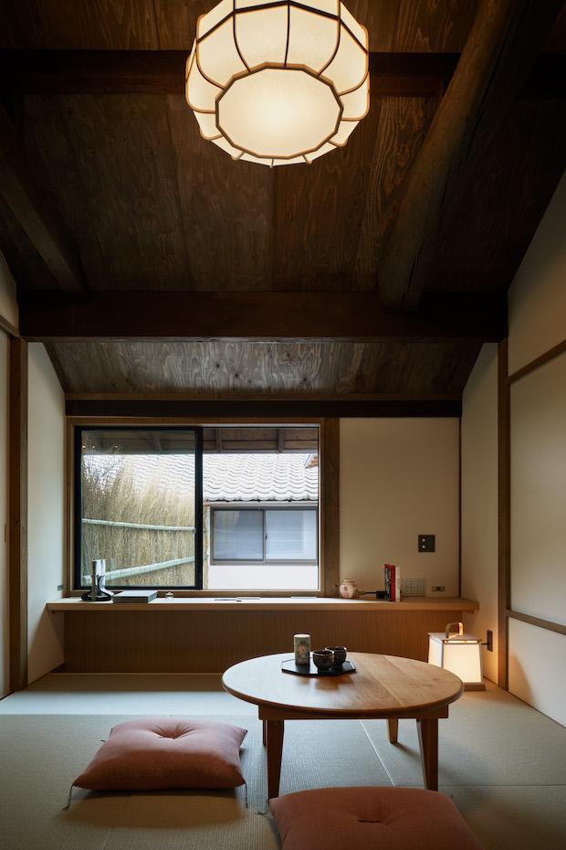 〈suki1038御所東弐〉の和室