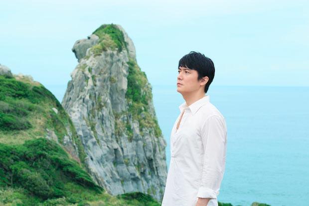 壱岐の猿岩。そっぽを向いた猿にそっくりの玄武岩。