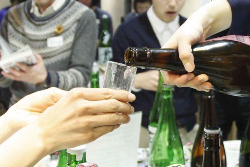 お酒に合う発酵食品のおつまみも用意