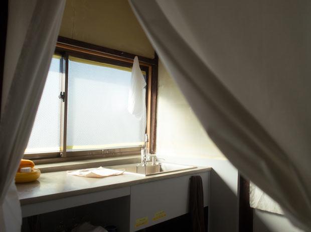 2階の〈明るい部屋〉と名付けられた部屋