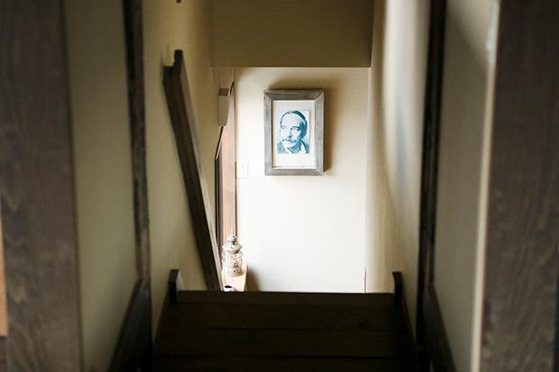 佐々木さんが敬愛しているという北欧のデザイナー、ポール・ケアホルムの写真も。