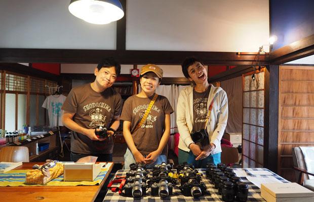 小豆島カメラ企画の8回目となる「生産者と暮らしに出会う旅」。